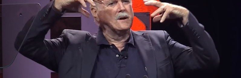 Blog over creativiteit en John Cleese